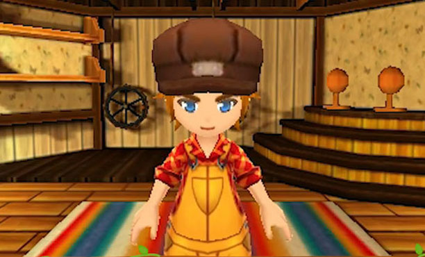 Trailer ตัวอย่างเกมแรกจาก Story of Seasons: Good Friends of Three Villages