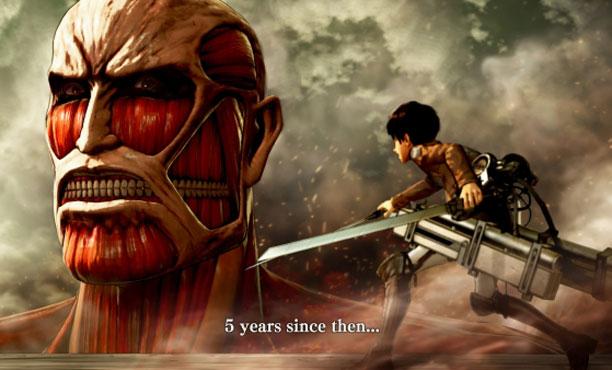 Attack on Titan ผ่าพิภพไททัน ประกาศลุยเวอร์ชั่นอังกฤษพร้อมเพิ่มทำลง PC ด้วย