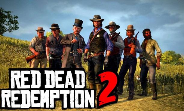 ลือสนั่น! หลุดหน้าตาแผนที่ในเกม Red Dead Redemption 2