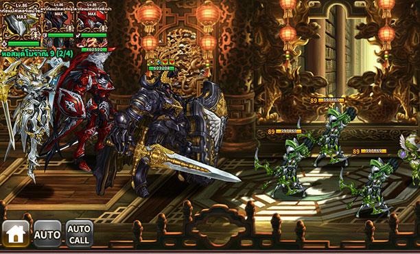 """ต้อนรับระบบใหม่ """"หุ่นดราก้อนบัสเตอร์"""" ใน Dragon Blaze!"""