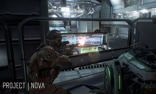 Project Nova เกมยิงออนไลน์ใหม่จากผู้สร้าง EVE Online