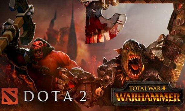 Dota 2 กับ Warhammer เตรียม Crossover