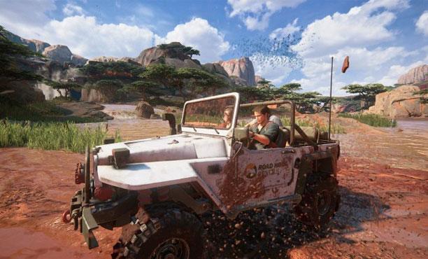 Uncharted 4: A Thief's End ว่าที่สุดยอดเกมแห่งปี กับสุดยอดระบบฟิสิกส์