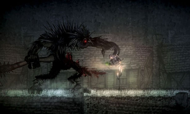 Salt And Sanctuary เกมแนว Dark Soul ในแบบ 2D มีให้เล่นใน Steam ด้วยแล้ว