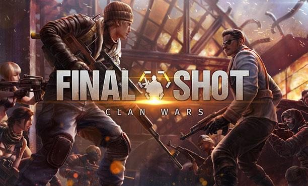Final Shot เกมมือถือ FPS เต็มรูปแบบสุดฮิตจาก Netmarble