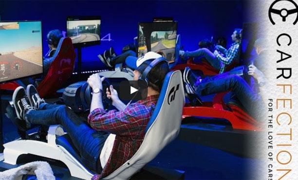 เล่นเกมแข่งรถ Gran Turismo Sport อาจได้เป็นนักแข่งรถมืออาชีพ