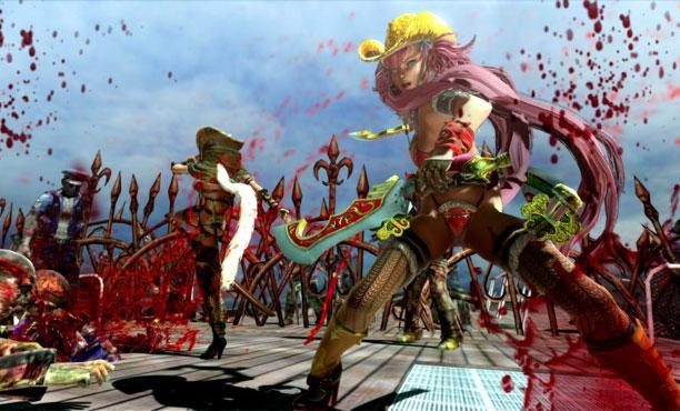 Onechanbara Z2 Chaos ซามูไรบิกินี่จาก PS4 มีให้เล่นใน Steam แล้ว