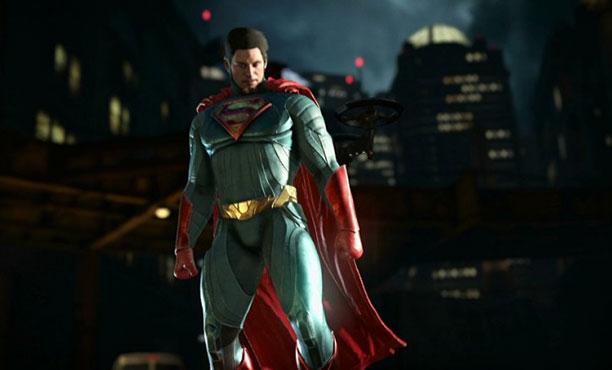 Injustice 2 เผย Trailer เกมเพลย์แรก