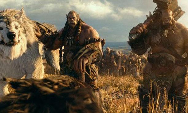 Warcraft ขึ้นแท่นหนังจากเกมส์ ที่ทำรายได้สูงสุด