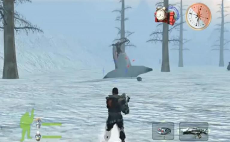 10 อันดับอาวุธสุดประหลาดในวีดีโอเกม