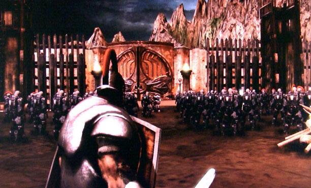 หลุดวีดิโอ Call of Duty: Roman Wars สงครามโรมันที่ยกเลิกการพัฒนา
