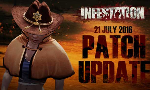 Infestation อัพเดทแพทซ์ใหม่พร้อมปรับโฉมเมือง Rocky Ford