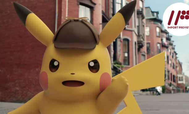 Legendary Pictures ได้สิทธิ์ทำหนัง Pokemon แล้วตามคาด