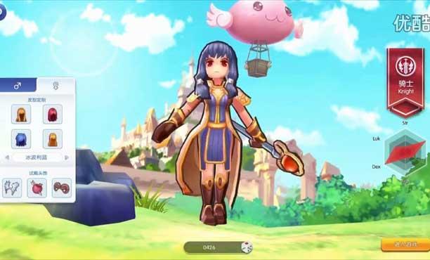 คลิปเกมเพลย์ Ragnarok Mobile จากตัวอย่างลองเล่นที่งาน ChinaJoy 2016