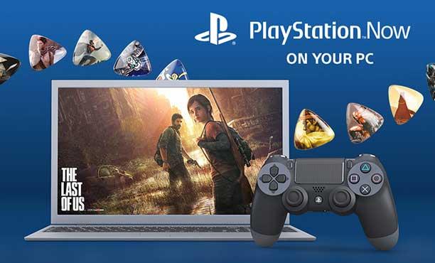 ชาว PC จะเล่นเกม PlayStation ได้แล้วผ่านระบบ PlayStation Now