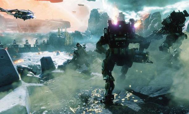 ตัวอย่างใหม่จาก Titanfall 2 โชว์คลาสเหล่า Titan