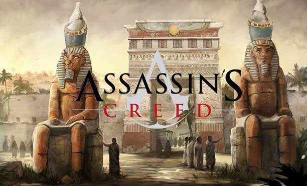 หลุดภาพหน้าจอพัฒนาเกม Assassin's Creed Empire