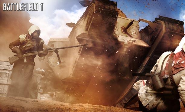 Trailer Battlefield 1 ทำความรู้จักกับ Operations mode