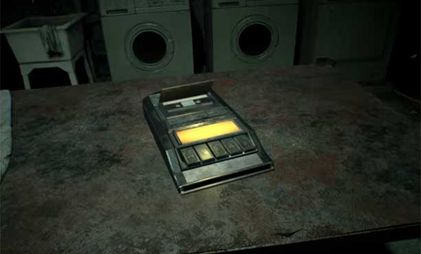 RESIDENT EVIL 7 biohazard กลับมาใช้ระบบเซฟแบบเก่าๆ