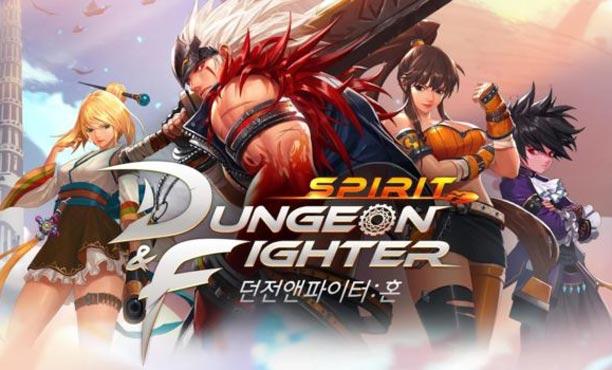 Dungeon & Fighter: Spirit โชว์ตัวอย่างเกมเพลย์จากช่วง CBT