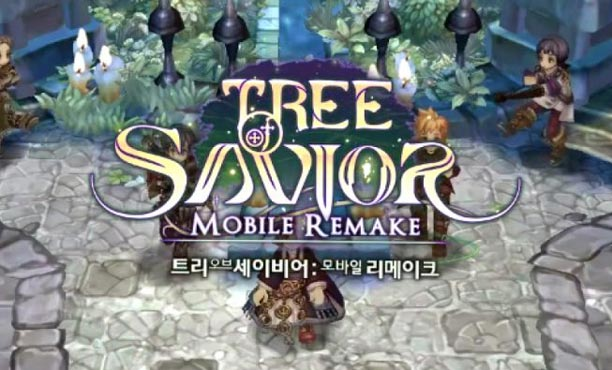 Tree of Savior Mobile Remake ปล่อยตัวอย่างเกมเพลย์