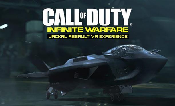 Call of Duty: Infinite Warfare แจกโหมด VR ให้ชาว PS4 ฟรี!