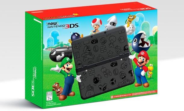 ถูกเวอร์! 3DS รุ่น Black Friday ราคาเพียง 3,500 บาท