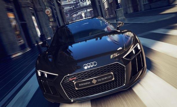 SQEX ประกาศขายรถ Audi จาก FFXV ราคา 16 ล้าน