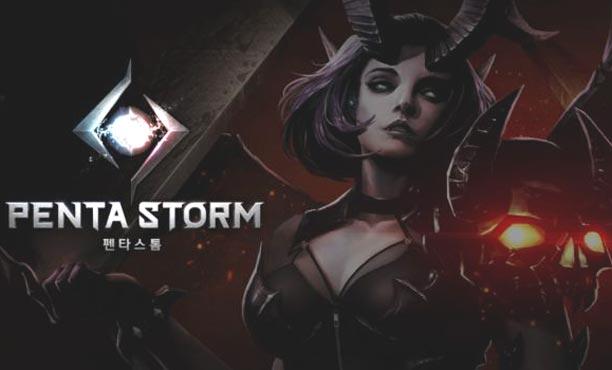 Penta Storm เกม MOBA ยอดฮิตบนมือถือจาก Netmable และ Tencent