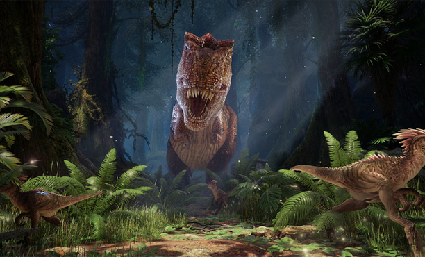 ARK Park จับเกมล่าไดโนเสาร์สุดฮิตใน Steam มาทำเป็น VR