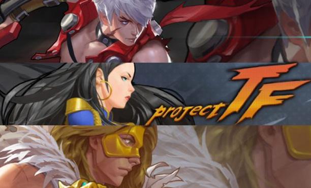 Project TF เกมมือถือใหม่แนว Dungeon Fighter