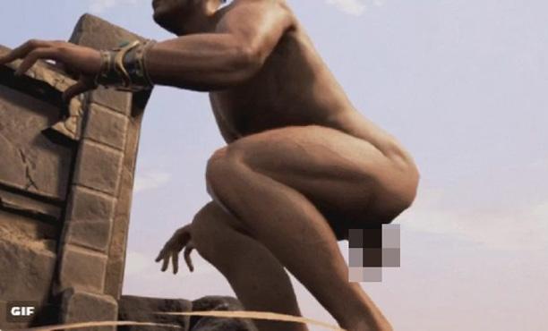 Conan Exiles เก็บทุกรายละเอียด มีอวัยวะเพศชายแถมปรับขนาดได้!
