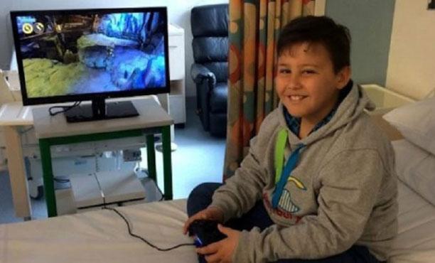 โจรใจบาปขโมย PlayStation 4 ส่วนรวมจากเหล่าเด็กป่วยโรคมะเร็ง