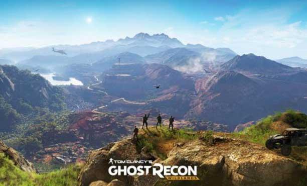 Tom Clancy's Ghost Recon: Wildlands เผยสเปคเครื่อง PC