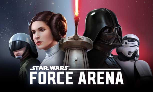 Star Wars Force Arena อัพเดตใหญ่ครั้งแรก ลุ้นรับการ์ดหัวหน้าฟรี!