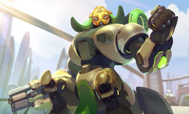 Overwatch เปิดตัว Orisa หุ่นสายแท้งตัวใหม่ ยิงไกลได้