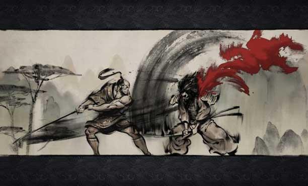 Tale of Ronin ตำนานซามูไรพเนจร ในแนว RPG ลายพู่กันสวยๆ