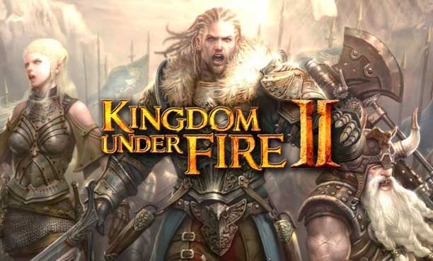 Kingdom Under Fire จัดเต็มทำลงมือถือ 3 เกมรวด
