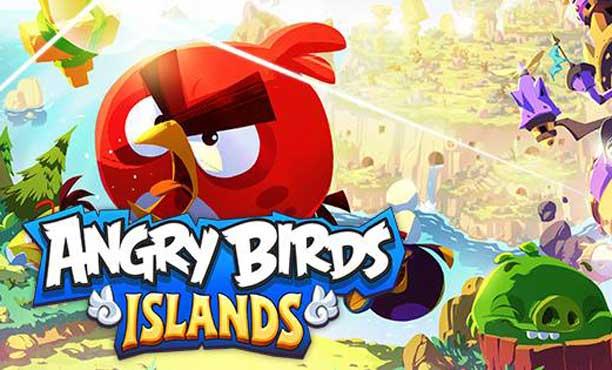 Angry Birds Islands นกพิโรธกลับมาอีกครั้งในแบบเกมการจำลองเมือง!