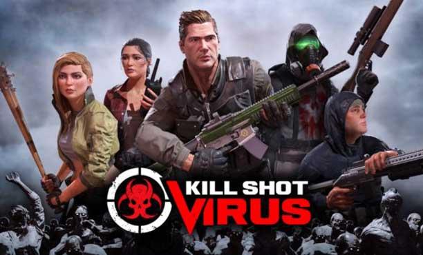 Kill Shot Virus สุดยอดเกมยิงซอมบี้มาแรงในมือถือ