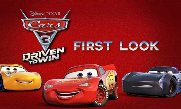 เกม Cars 3: Driven to Win ซิ่งป่วน พร้อมชนโรง