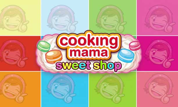 Cooking Mama: Sweet Shop คุณแม่ชวนทำขนมใน 3DS
