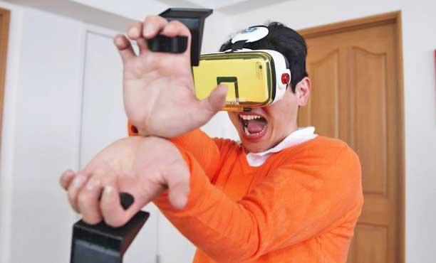 ปลุกพลังซุเปอร์ไซย่าด้วย Dragon Ball Z VR