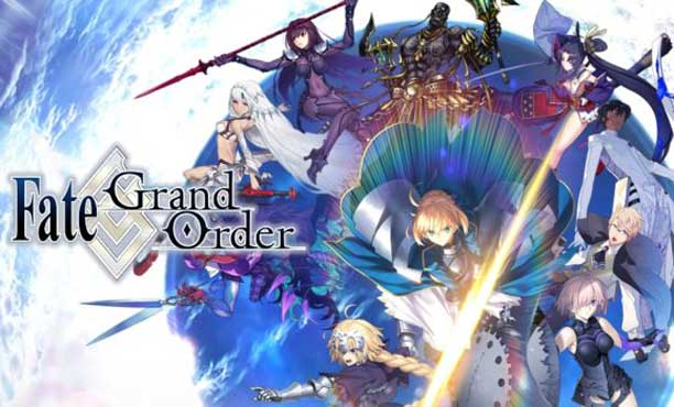 Fate/Grand Order เกมมือถือสุดฮิตในญี่ปุ่น กำหนดปล่อยภาษาอังกฤษ
