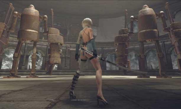 DLC ตัวแรกของ Nier: Automata มาพร้อมชุดสุดเซ็กซี่