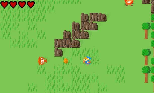 Zelda ภาคใหม่กลายเป็นเกม NES แจกให้โหลดฟรี!