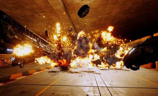 Danger Zone เกมความวินาศสันตะโรบนถนน จากผู้สร้าง Burnout