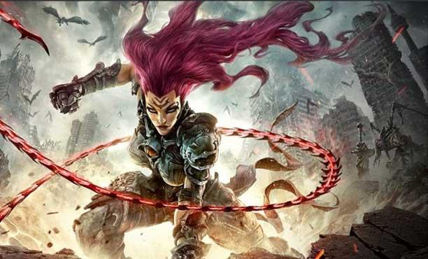 หลุดภาพและข้อมูลจากเกม Darksiders 3 รับบทเป็น Fury