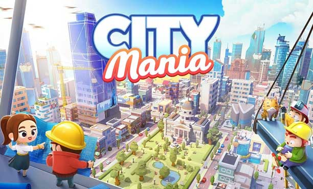 City Mania: Town Building เกมสร้างเมืองสไตล์ฮาเฮบนมือถือ
