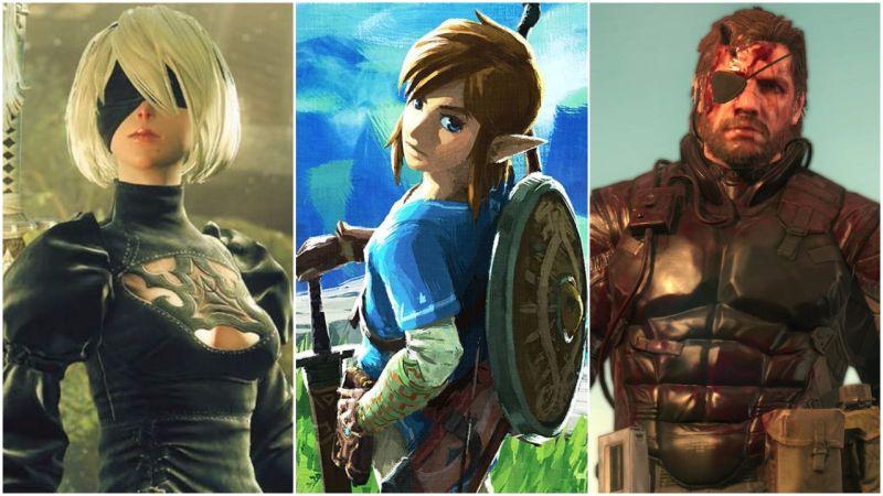 ผลสำรวจ 20 อันดับเกมแอคชั่นยอดนิยมจากนิตยสาร Famitsu